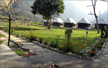 Aspen Adventures Camp - Rishikesh