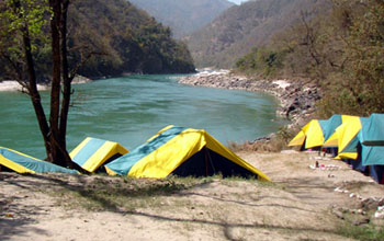 Camping Experiance by Camp A Star Rishikesh