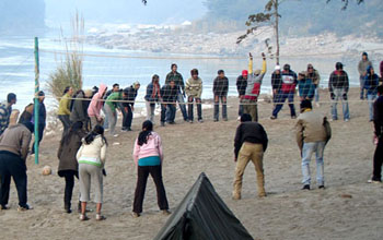 Camping Experiance by Camp A Star in Rishikesh