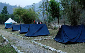 Rafting Camping in Rishikesh by Camp Rafting Masti Rishikesh in Rishikesh
