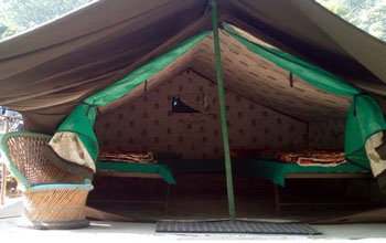 Camping Near river in Rishikesh by Camp River Zone Rishikesh