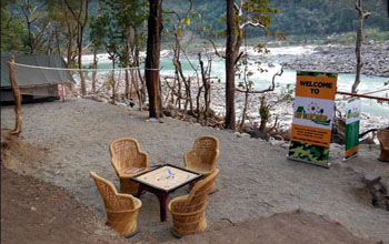 River Rafting by Camp Roller Coaster Rishikesh