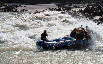 Camping and white Rafting in Rishikesh at Dream Life Adventure