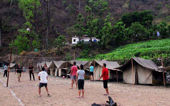 Exciting Adventure Camping & Rafting - Rishikesh
