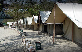 Glacier Tour Camp - Rishikesh