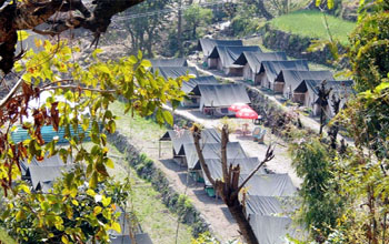 Hidden Valley Camps and Resorts - Rishikesh