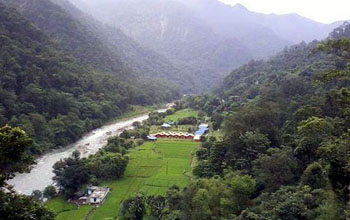 Adventure Camping at Rishikesh by Rendezvous Rafters Camp in Rishikesh